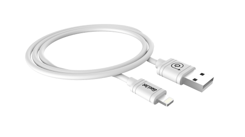 Gadjet iPhone 6 USB Cable White 8 Pin Lightning