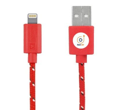 Braided USB cable