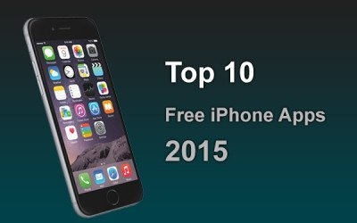 Best Free iPhone Apps 2015